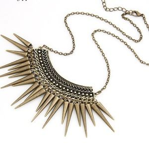 Jewelry - Maxi Statement Fashion Necklace